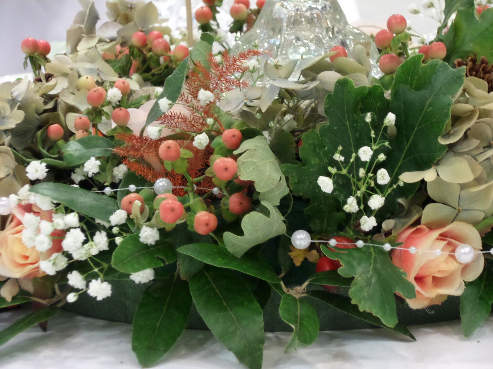 Table-flowers-vintage-flair-hire